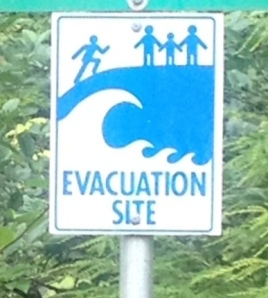 Tsunami Warning – Keep it Simple